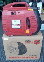 BushPower G1000i - 1KVA Pure Sine Inverter Generator