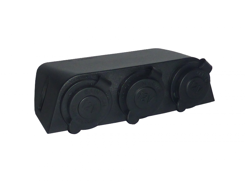 BAINTECH BTCIGA-005R - Triple Socket 3 x Ciga