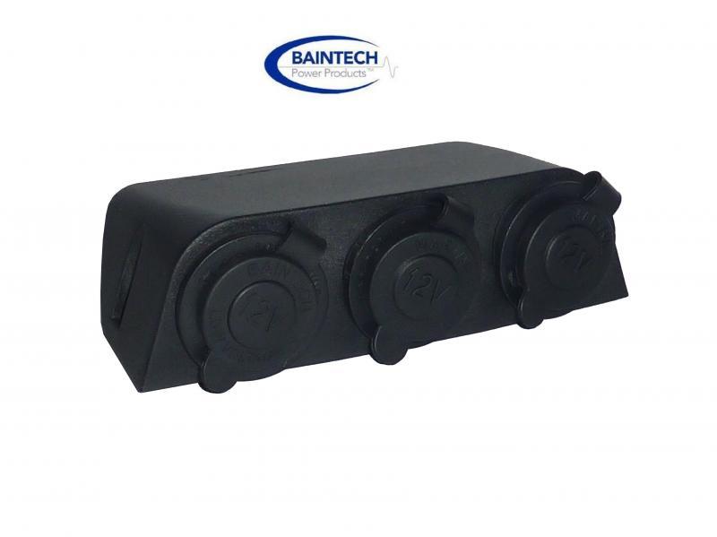 BAINTECH BTM-009 - Triple Socket Merit & 2 x Ciga