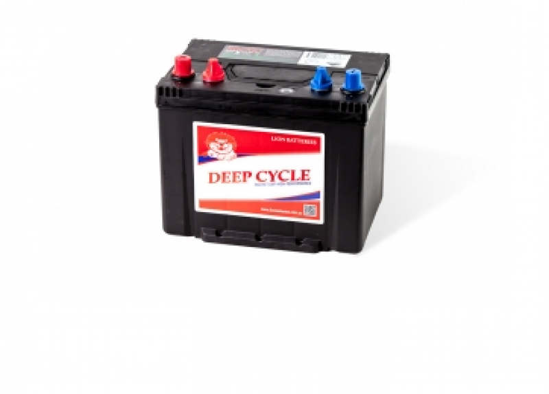 Lion Batteries - SMFDCM24 - Marine Deep Cycle / Starting Battery