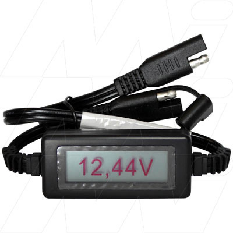 BFL9 - In-line LCD voltage display