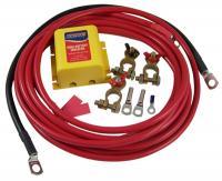 Matson - Dual Battery Kit with 140Amp VSR