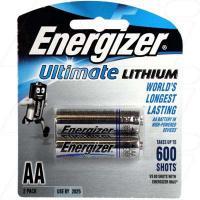 Energizer Lithium AA 2Pk