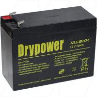 Drypower 12SB10C, 12V 10AH Deep Cycle Battery