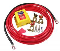 Matson MA98504 - Dual Battery Kit with Override Switch and 140Amp VSR