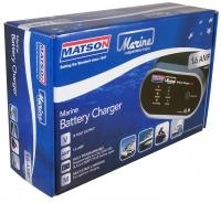 Matson 1.6 amp Marine Battery Charger MMC1.6