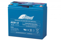 Fullriver-DC20-12 - 20AH AGM Deep Cycle Battery