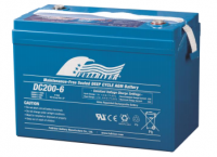 Fullriver-DC200-6 - 200AH AGM Deep Cycle Battery