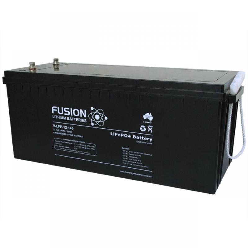 Fusion V-LFP-12-140 - Lithium Battery 12V, 140Ah