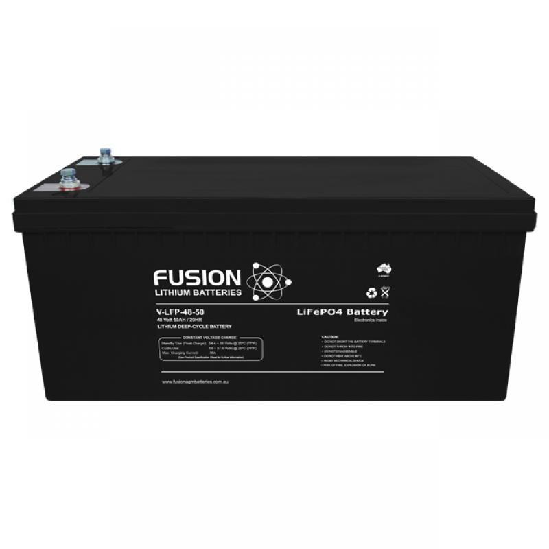 Fusion V-LFP-48-50 - Lithium Battery 48V, 50Ah