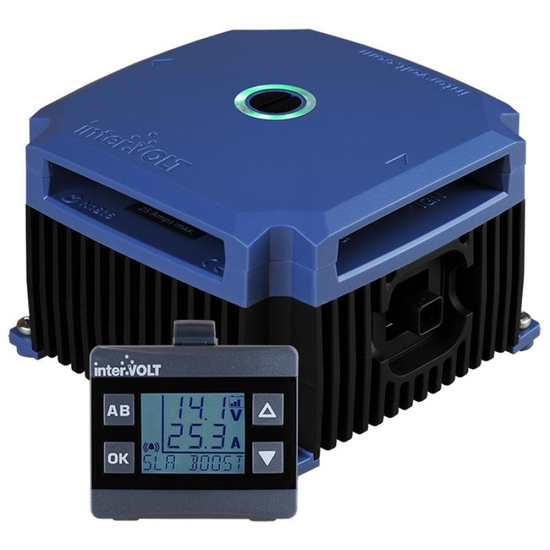 Intervolt 25A DC to DC Battery Charger DCC Pro