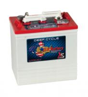 US Batteries GC2 232Ah (T-105 Equivalent) Short Terminals
