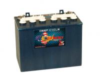 US Batteries 12V 155Ah (T-1275 Equivalent) for EZIGO Carts