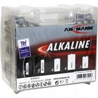 Ansmann 35 piece battery box