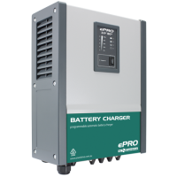 ePro 24v80a Charger - Three Outputs
