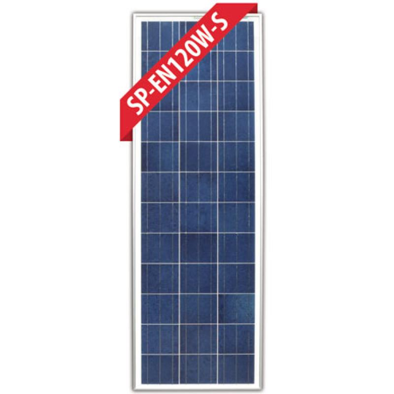 SP-EN120W - 120W 12V Polycrystalline Solar Panel