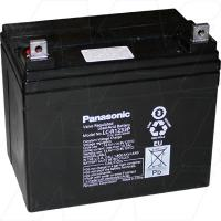 Panasonic 12V 33Ah AGM Battery - LC-R1233P