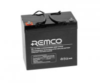 Remco 12V 55Ah Deep Cycle SLA/AGM