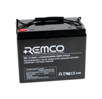 Remco 12V 80Ah Deep Cycle AGM