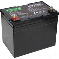 Drypower 12V 32Ah Lithium Iron Phosphate Battery