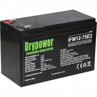 Drypower 12V 7.5Ah Lithium Iron Phosphate Battery