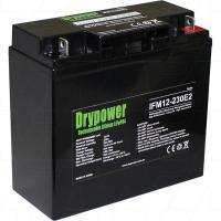 Drypower 12V 23Ah Lithium Iron Phosphate Battery