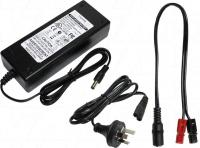 6A 12V LiFePO4 Charger with 40A Anderson for GOLF applications