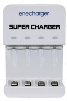4 Cell AA/AAA Charger with USB Output