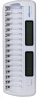 16 cell automatic quick charger/discharger for 1-16 AA & AAA NiMH