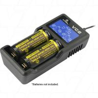 USB powered 1-2 cell LiIon battery charger