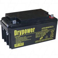Drypower 12V 65Ah Deep Cycle AGM Battery