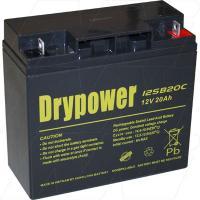 Drypower 12V 20Ah SLA - 12SB20C