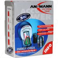 Ansmann Battery Tester - BASIC
