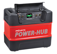 Projecta Power Hub Portable Battery Box - PH125