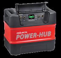Projecta Power Hub Portable Battery Box - PH125