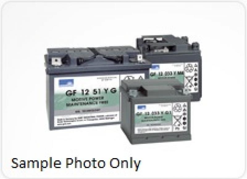 Sonnenschein 12V 80Ah Gel Battery - GF12072Y