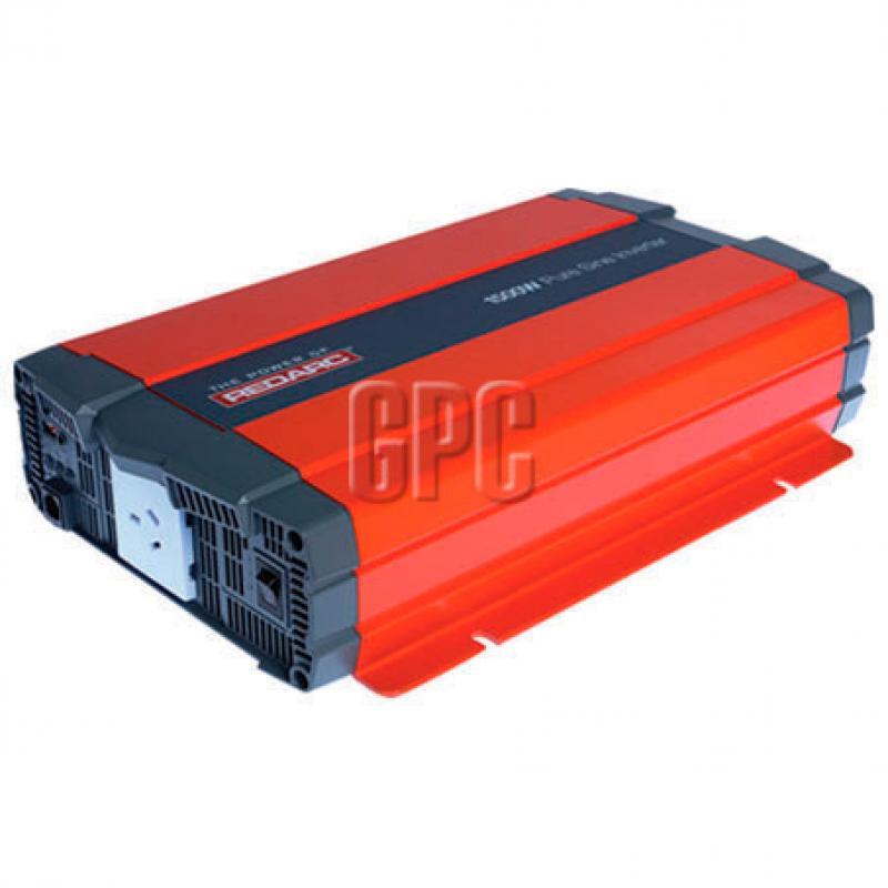 Redarc 24V 1500W Pure Sine Wave Inverter - R-24-1500RS