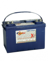 US Battery Flooded Deep Cycle 12V 105Ah - US27DCXC