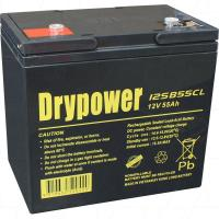 Drypower 12V 55Ah SLA Deep Cycle AGM Battery - 12SB55CL