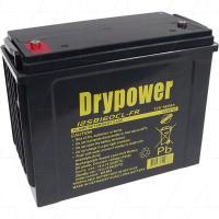 Drypower 12V 160Ah Cyclic AGM - 12SB160CL-FR
