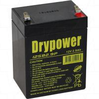 Drypower 12V 2.9Ah SLA Battery - 12SB2.9P