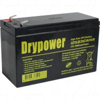 Drypower 12V 7Ah 36W UPS Battery - 12SB36WHR
