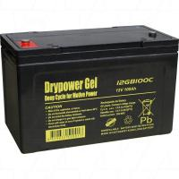 Drypower 12V 100Ah Deep Cycle Gel Battery - 12GB100C