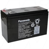 Panasonic 12V 7.2Ah Cyclic SLA Battery - LC-R127R2P