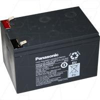 Panasonic 12V 12Ah Standby UPS Battery - LC-VA1212P1