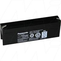 Panasonic 12V 2.2Ah Dual Purpose SLA Battery - LC-R122R2P