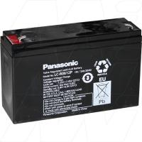 Panasonic 6V 12Ah Cyclic SLA Battery - LC-R0612P