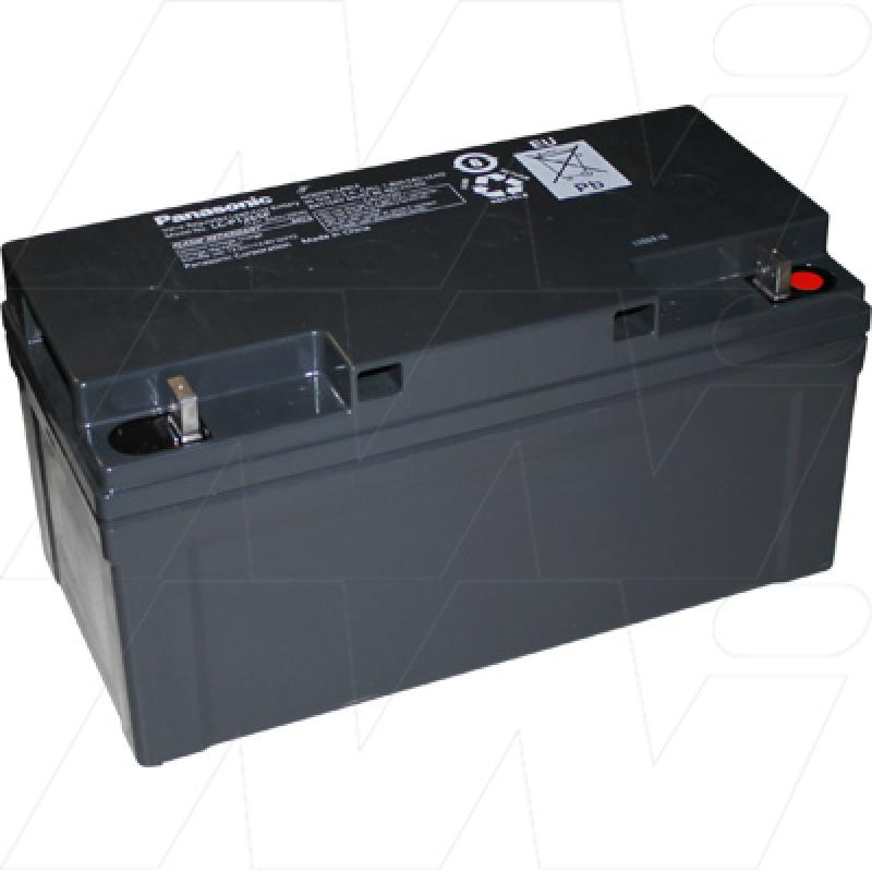 Panasonic 12V 65Ah Standby UPS Battery - LC-P1265P