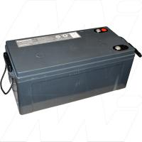 Panasonic 12V 200Ah UPS Battery - LC-P12200BP