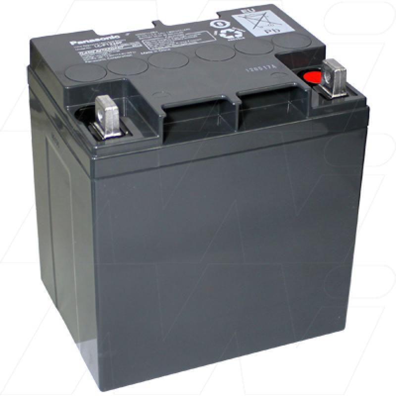 Panasonic 12V 28Ah UPS Battery - LC-P1228P